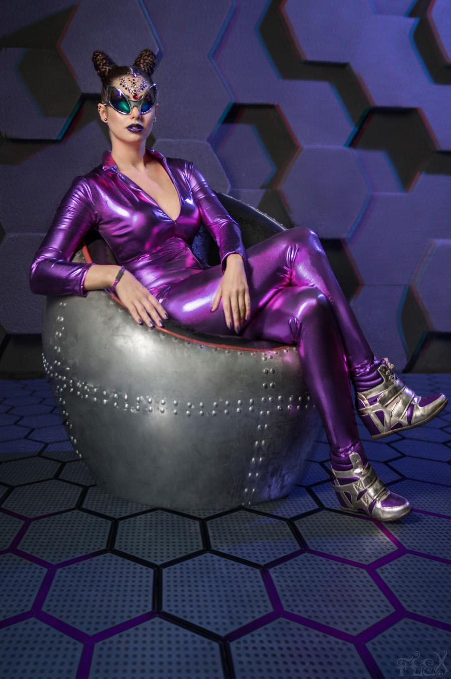 Певица Атмосфера - Ольга Бутусова: Galaxy галактические фото