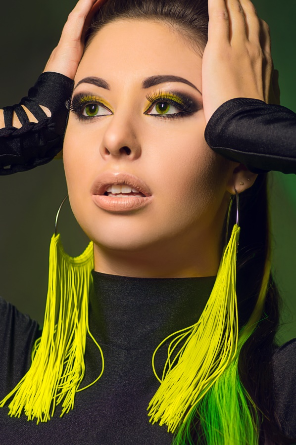 Певица Атмосфера - Ольга Бутусова: фотосессия